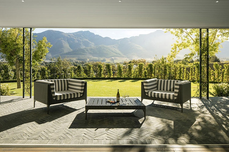 Leeu Estates Yard Winelands Accommodation 1