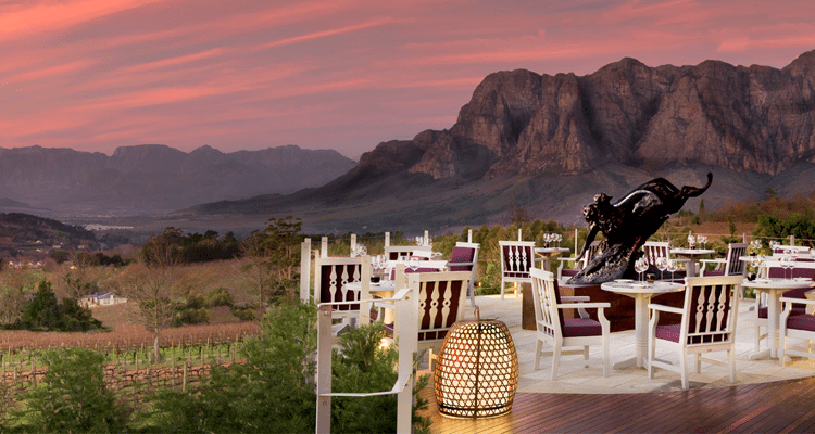 best stellenbosch restaurants 1